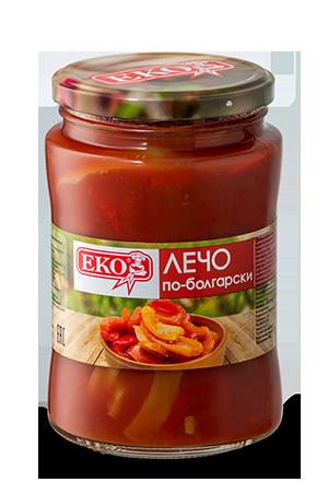 Lecho in Bulgarian