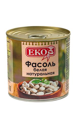 Natural white beans