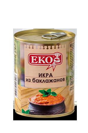 "Eggplant caviar ""Slavyanskaya"""