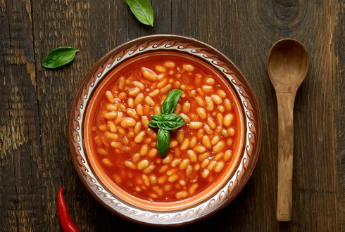 About the benefits of beans
