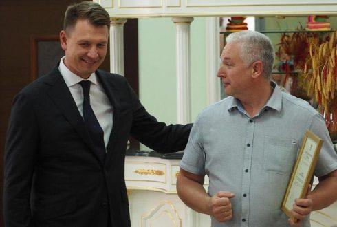 Domodedovo administration representatives visited the Lakonia Group of Companies