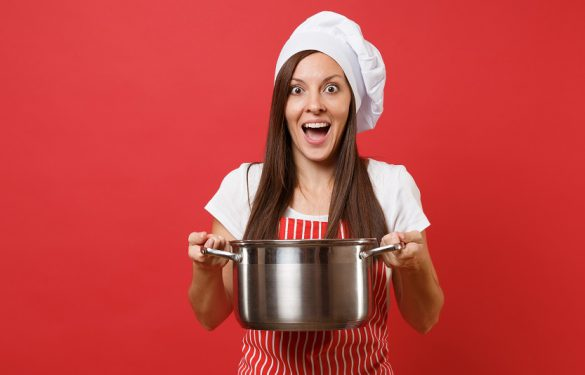 Как исправить пересоленный суп?